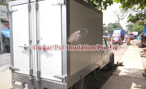 Puf Insulated Cold Room Sliding Door, Mumbai, India