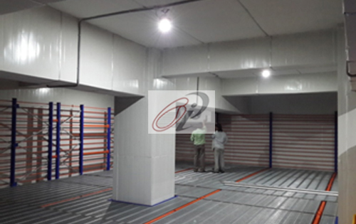 Puf Insulated Cold Room Panels