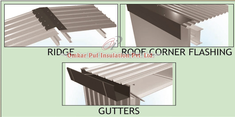 Puf Insulated Roofing Panel Mumbai India
